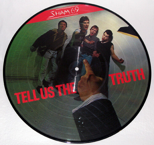 SHAM 69 / TELL US THE TRUTH